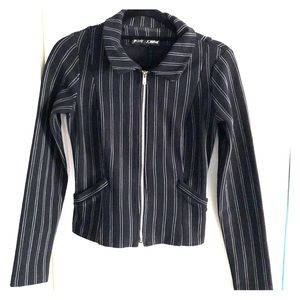Betsey Johnson stretch jacket